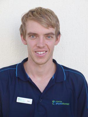 Ben McHugh - Physiotherapist