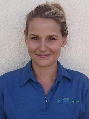 Morgan Harris Massage Therapist Coastal Physiotherapist