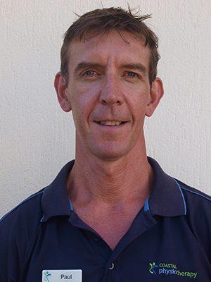 Paul Marshall Physiotherapist